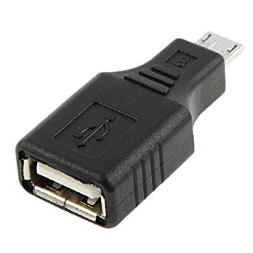 adaptateur usb micro usb