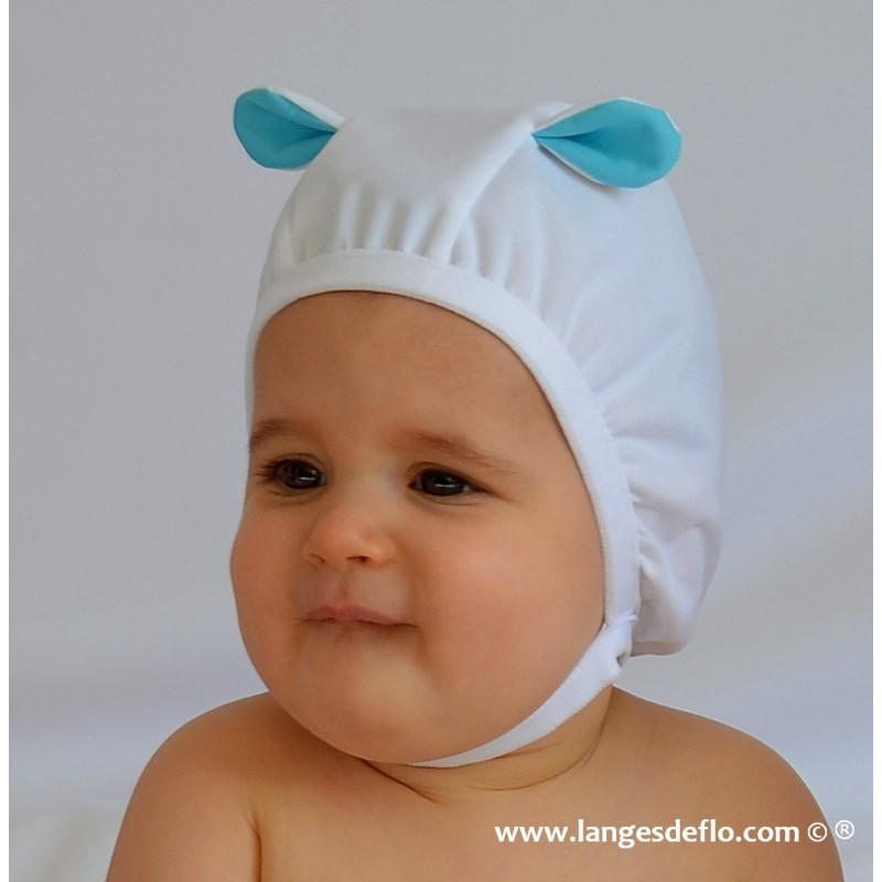 bonnet de bain bébé
