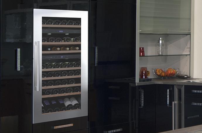 cave a vin integrable