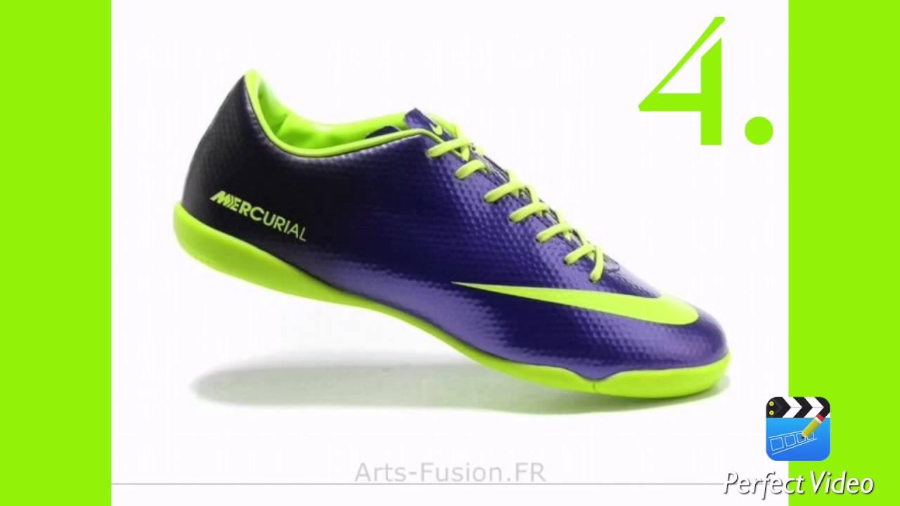 chaussure de foot sans crampon