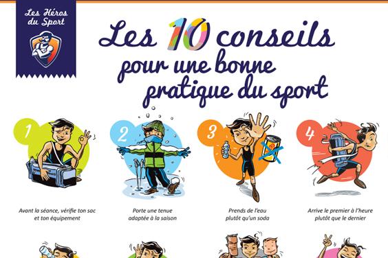 conseil sport