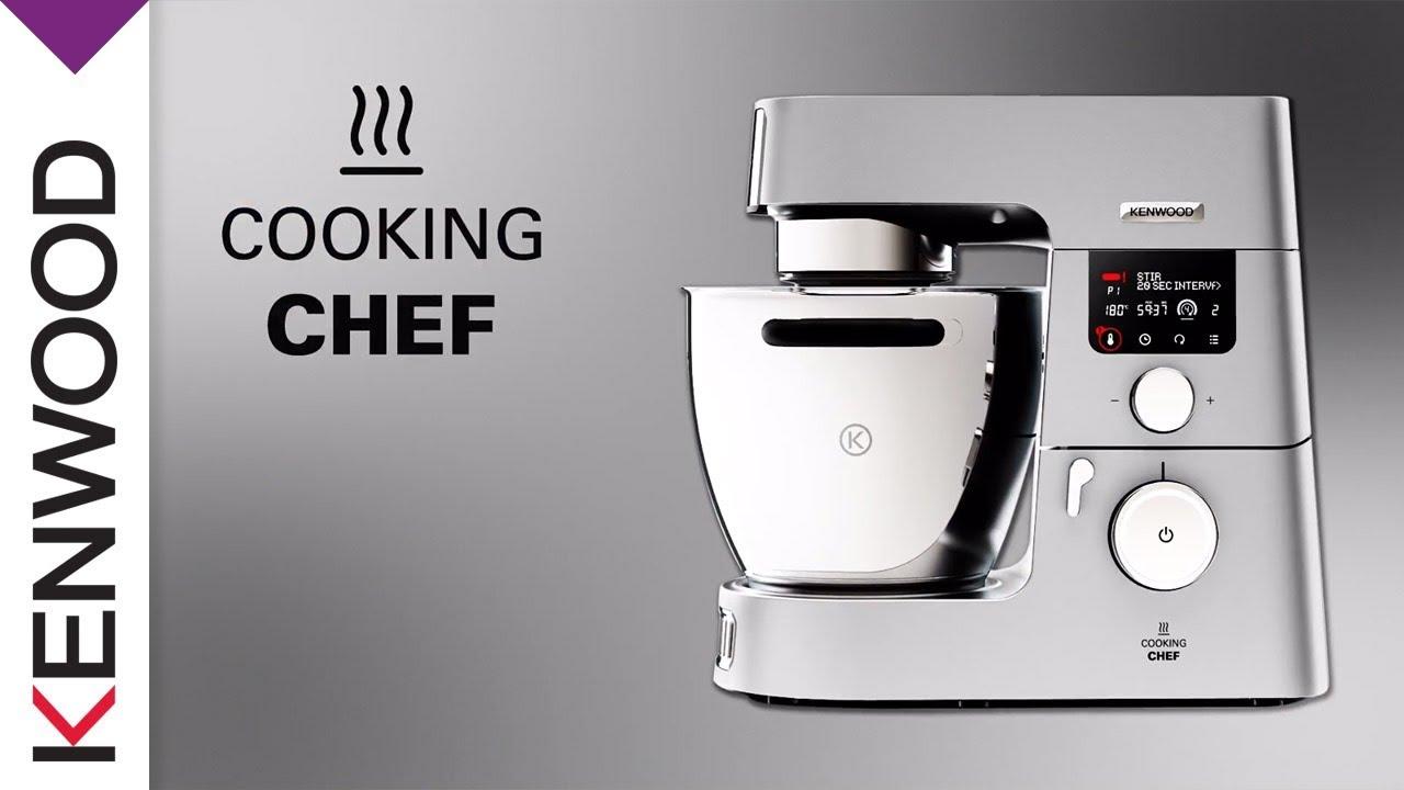 kenwood cooking chef gourmet