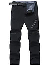 pantalon randonnée hiver