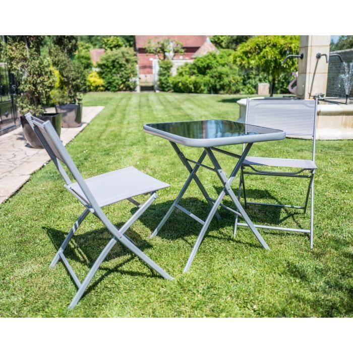 petite table de jardin