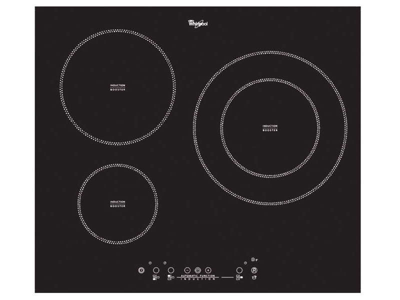 table de cuisson induction