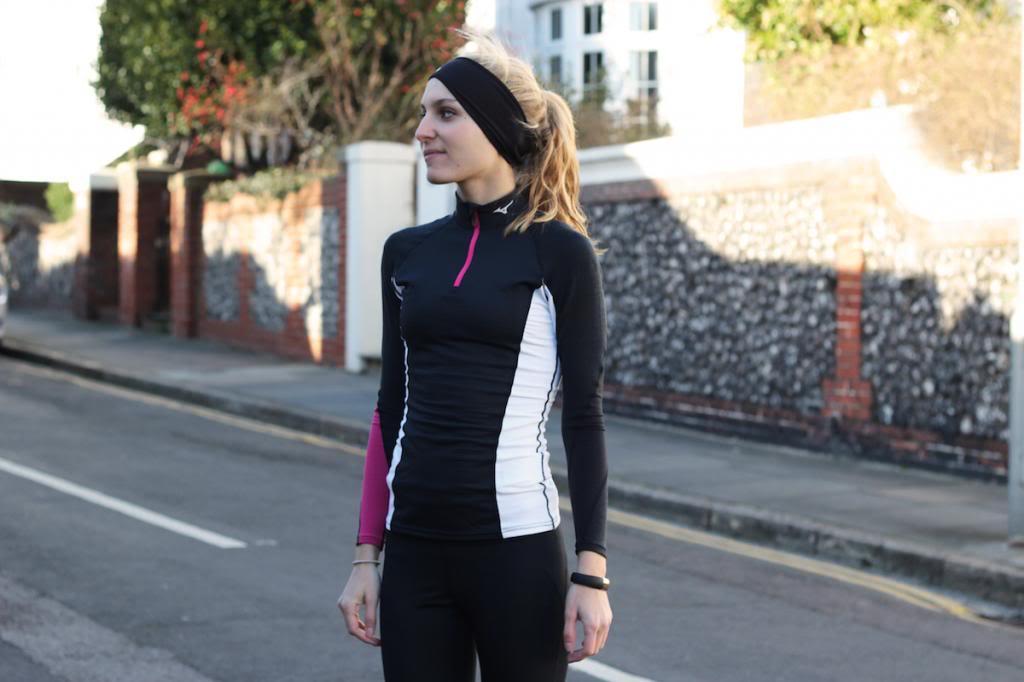 tenue running femme