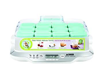 yaourtiere seb multi delice