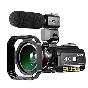 camescope 4k