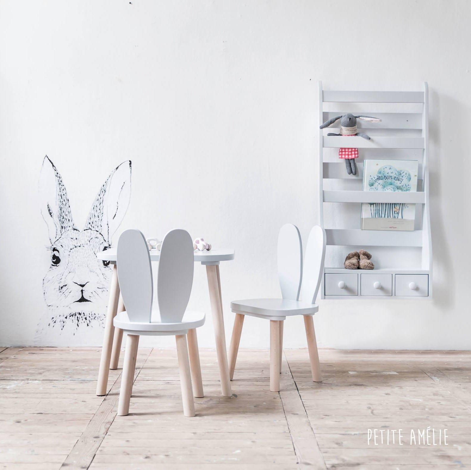 chaise table enfant