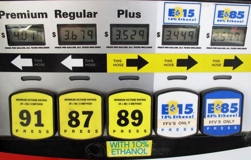 ethanol e85