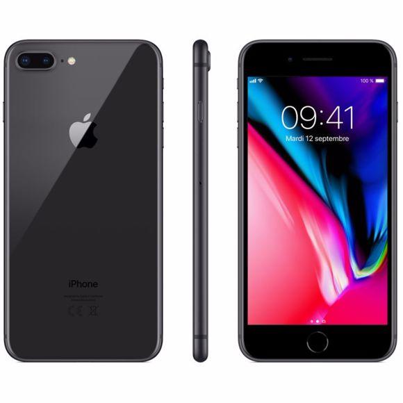 iphone 8 plus noir