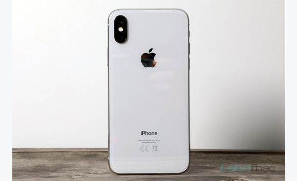 iphone x blanc
