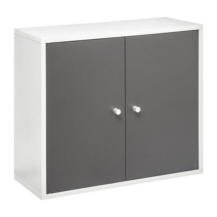 meuble haut salle de bain