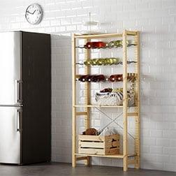 meuble rangement cellier