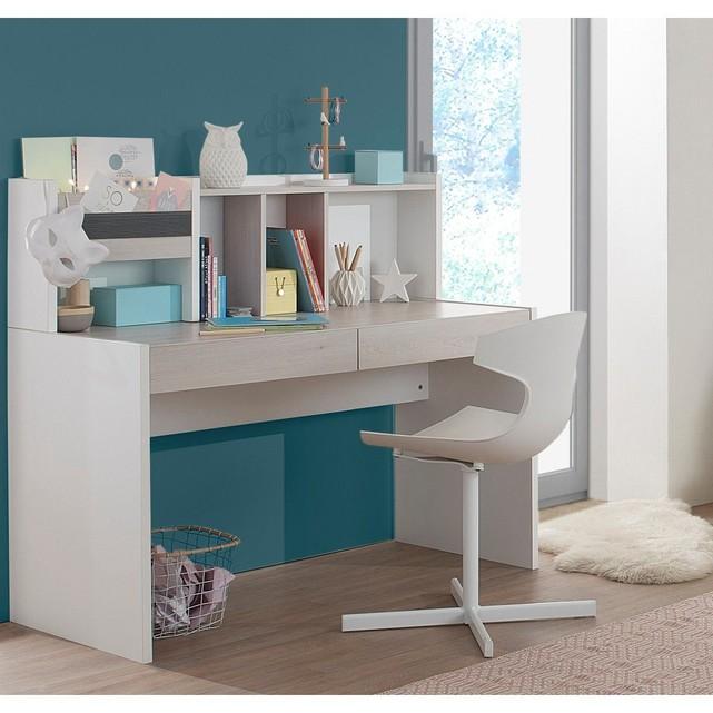 bureau enfant blanc