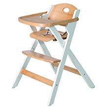 chaise haute bébé pliante