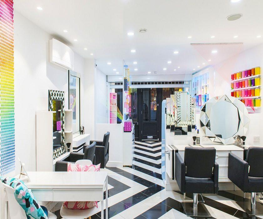 decoration salon