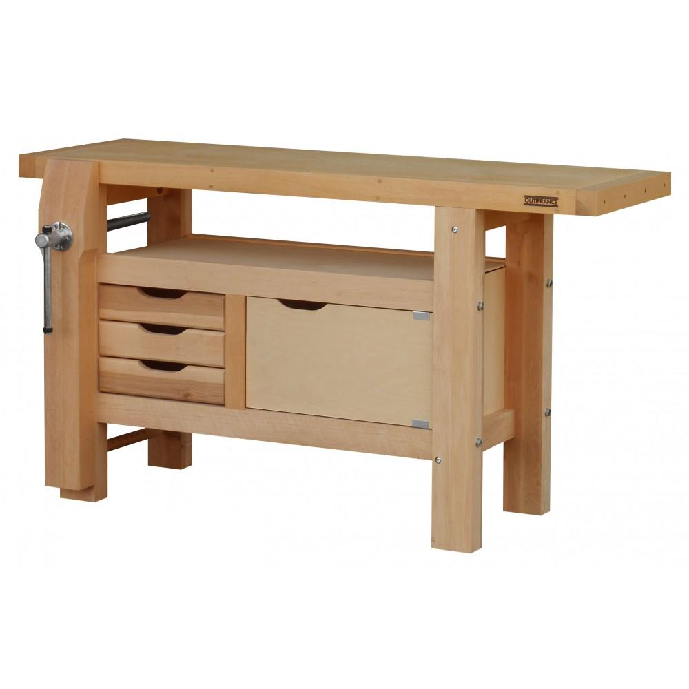 etabli en bois