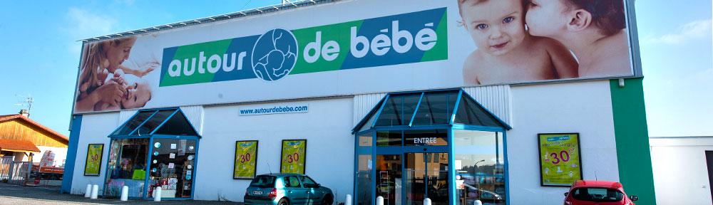 magasin bébé annemasse