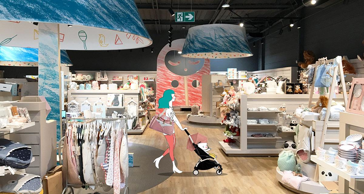 magasin de bebe