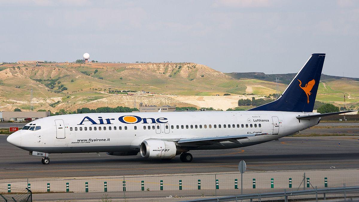one air