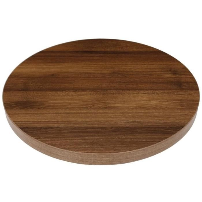plateau de table rond