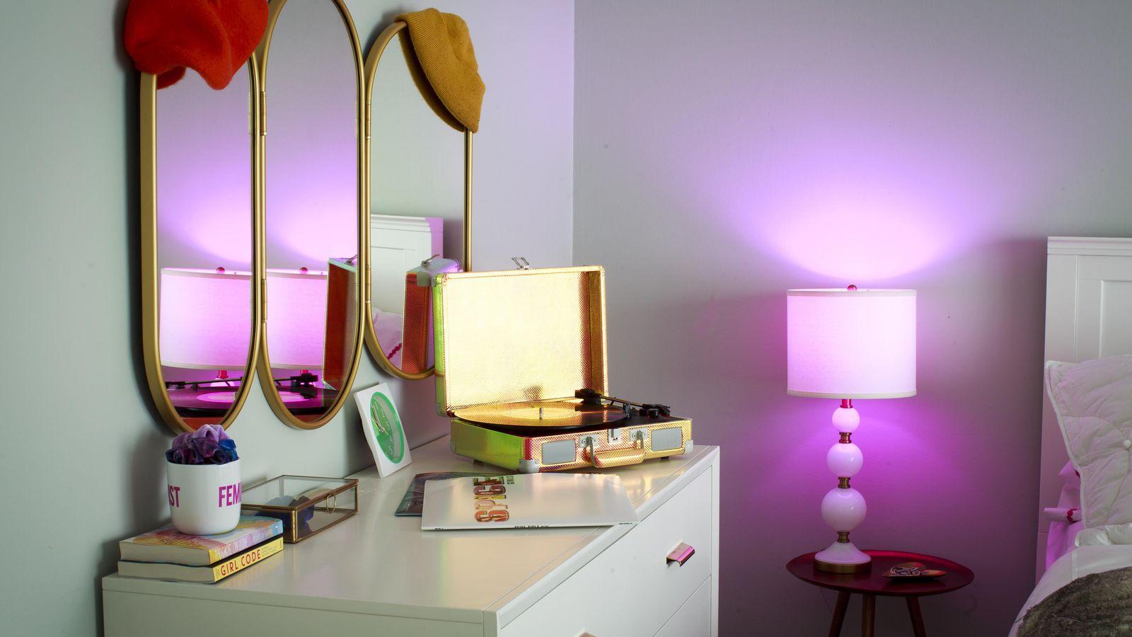 smart lights
