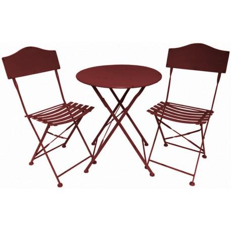 table et chaise jardin