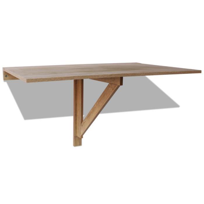 table murale pliante
