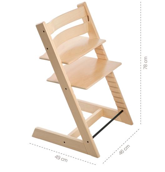 tripp trapp chaise